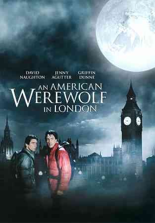 Cover of An American Werewolf in London (1981)