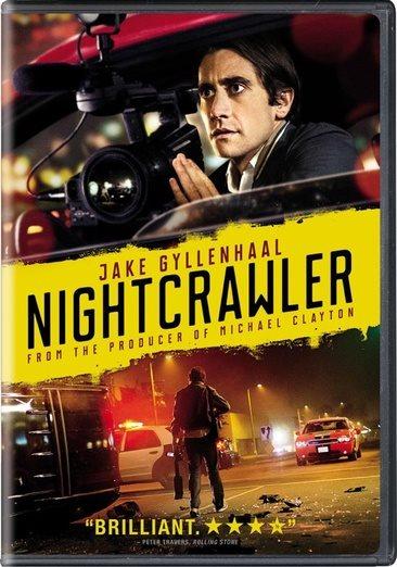 Cover of Nightcrawler (DVD)