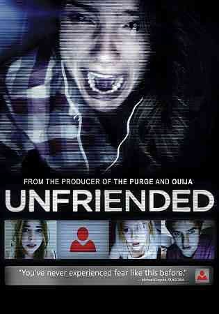 Cover of Unfriended (2014)