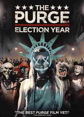 Cover of The Purge: Election Year
