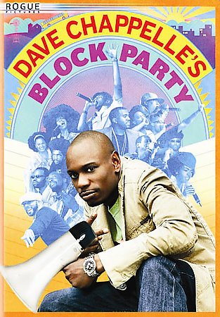 Cover of Dave Chappelle's block party (DVD)