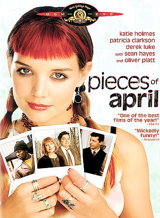 Cover of Pieces of April