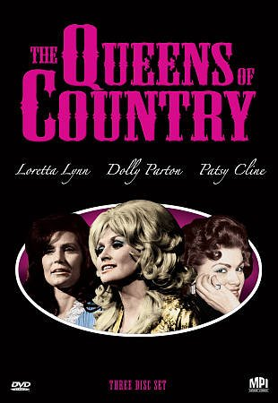 Cover of The Queens of Country