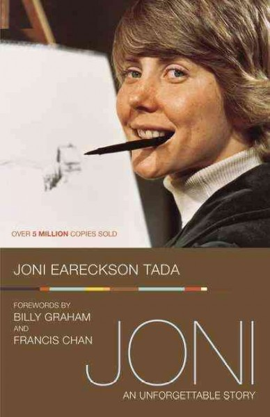Cover of Joni: An Unforgettable Story