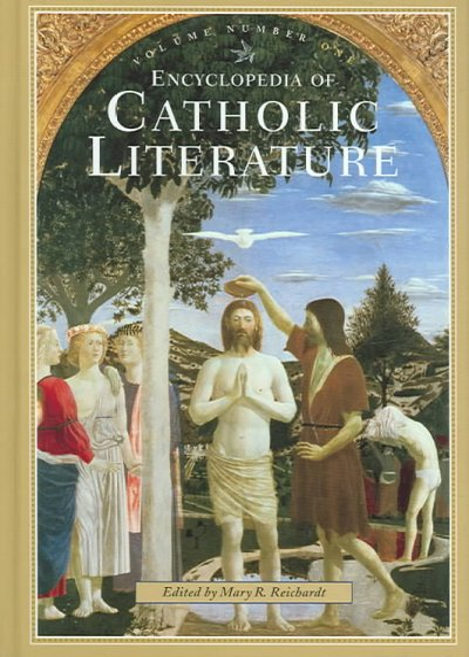 Cover of Encyclopedia of Catholic Literature