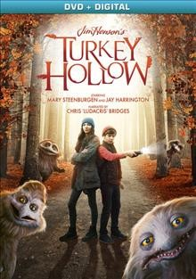 Cover of Turkey Hollow