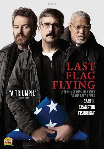 Cover of Last Flag Flying
