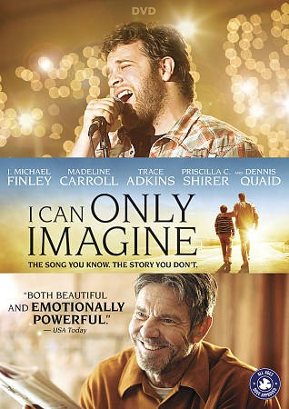 Cover of I Can Only Imagine