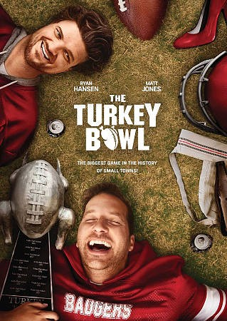 Cover of The Turkey Bowl