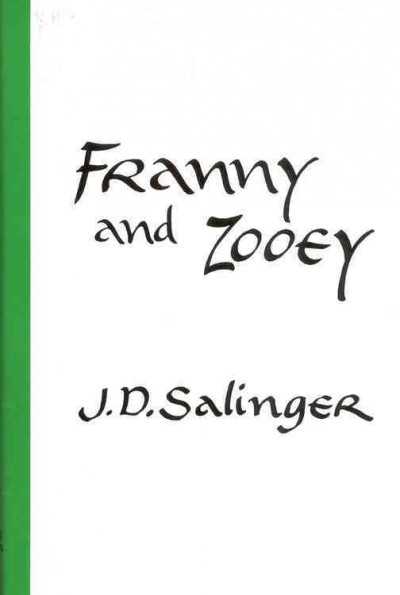 Cover of Franny and Zooey