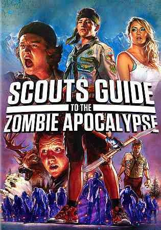 Cover of Scouts Guide to the Zombie Apocalypse