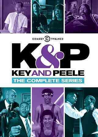 Cover of Key and Peele