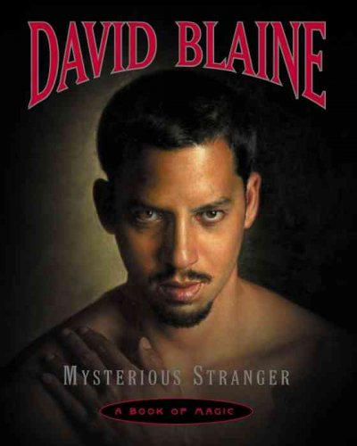 Cover of Mysterious Stranger: A Book of Magic