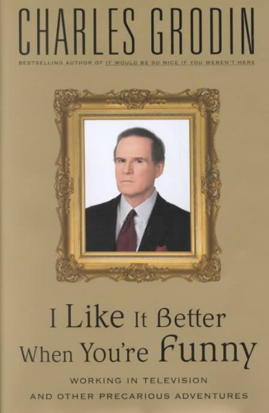 Cover of I Like it Better When You're Funny