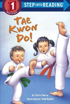 Cover of Tae Kwon Do!