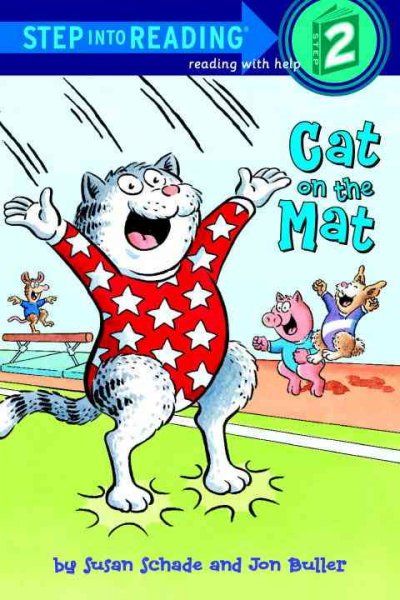 Cover of Cat on the Mat