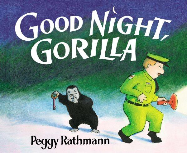 Cover of Good Night, Gorilla