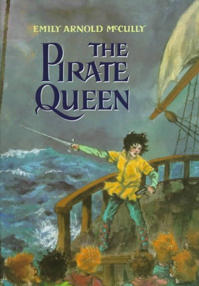Cover of The Pirate Queen