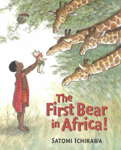 Cover of The First Bear in Africa