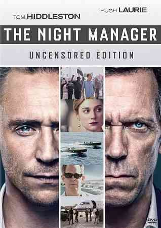 Cover of The Night Manager