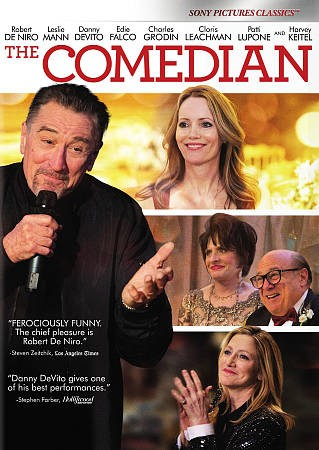 Cover of The Comedian