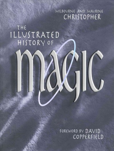 Cover of The Illustrated History of Magic