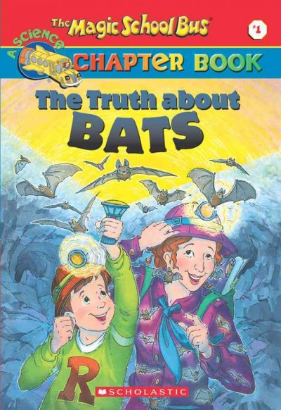 Cover of The Truth About Bats