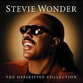Cover of Stevie Wonder: The Definitive Collection