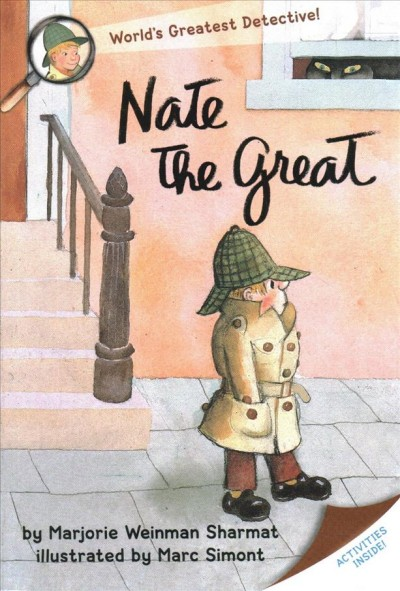 Cover of Nate the Great