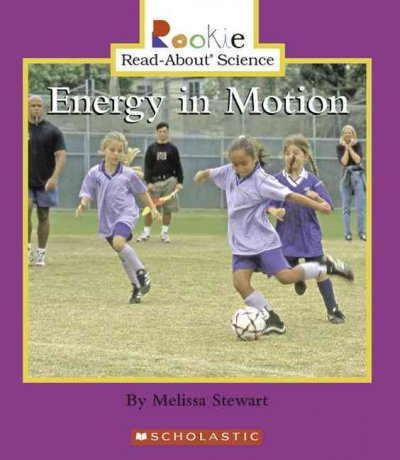 Cover of Energy in Motion