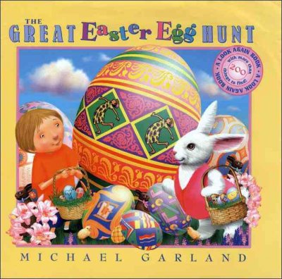 Cover of The Great Easter Egg Hunt