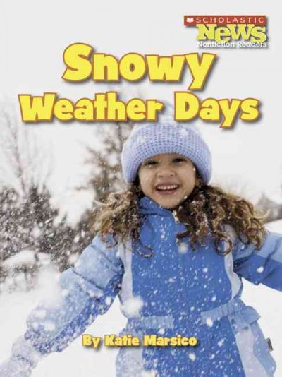 Cover of Snowy Weather Days