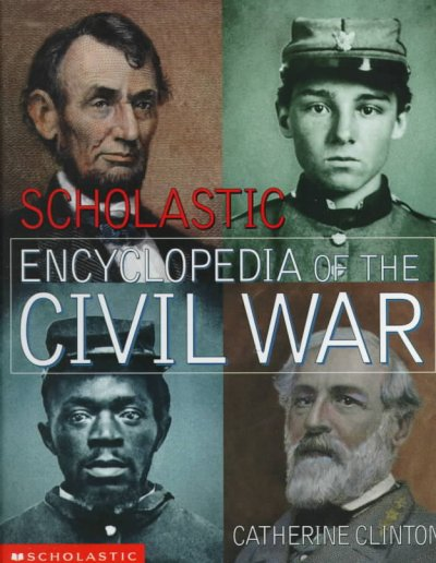 Cover of Scholastic Encyclopedia of the Civil War