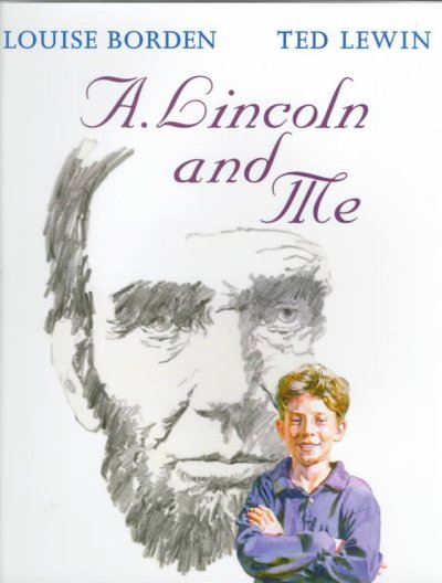Cover of A. Lincoln and Me