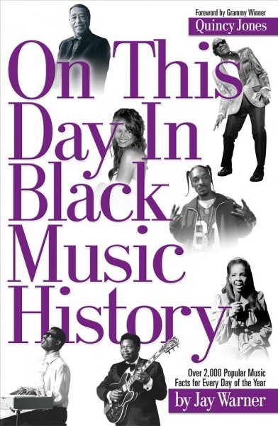 Cover of On This Day in Black Music History