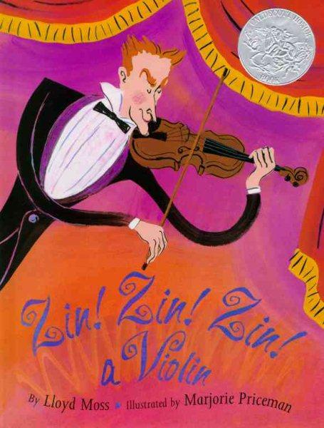 Cover of Zin! Zin! Zin!: A Violin