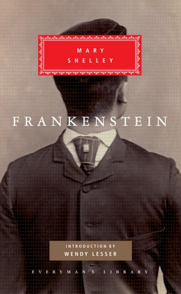Cover of Frankenstein: Or the Modern Prometheus