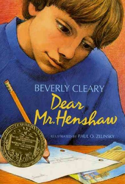Cover of Dear Mr. Henshaw