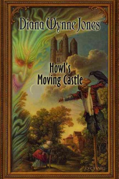 Cover of Howl's Moving Castle