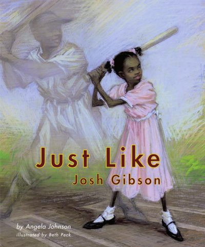 Cover of Just Like Josh Gibson