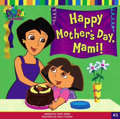 Cover of Happy Mother's Day, Mami!