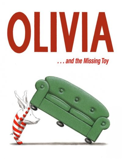 Cover of Olivia and the Missing Toy