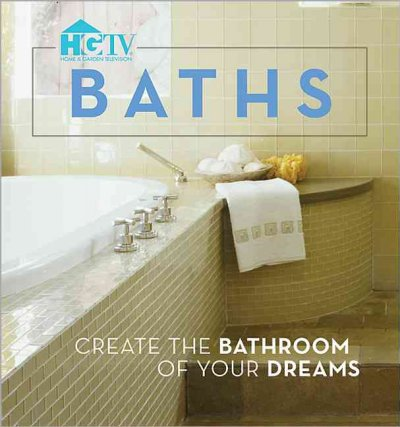 Cover of Create the Bathroom of Your Dreams