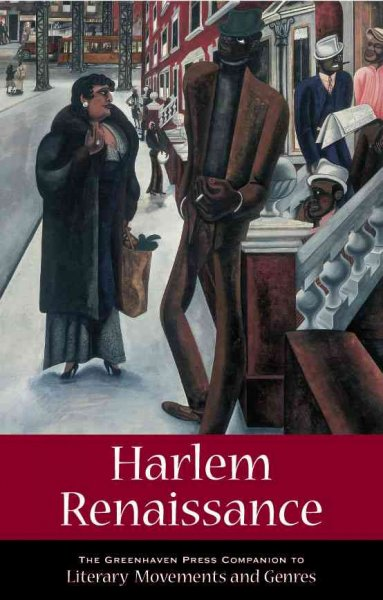 Cover of Harlem Renaissance