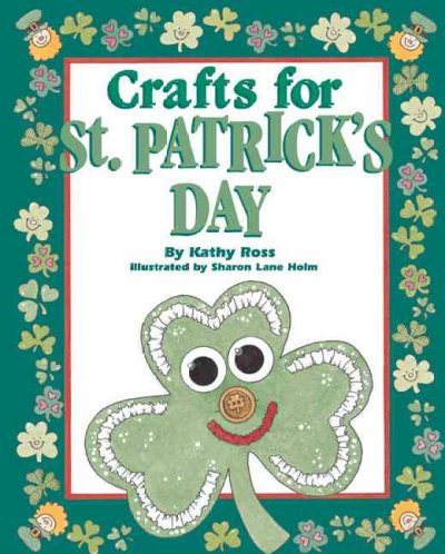 Cover of Crafts for St. Patrick's Day