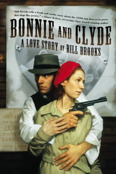 Cover of Bonnie and Clyde: A Love Story
