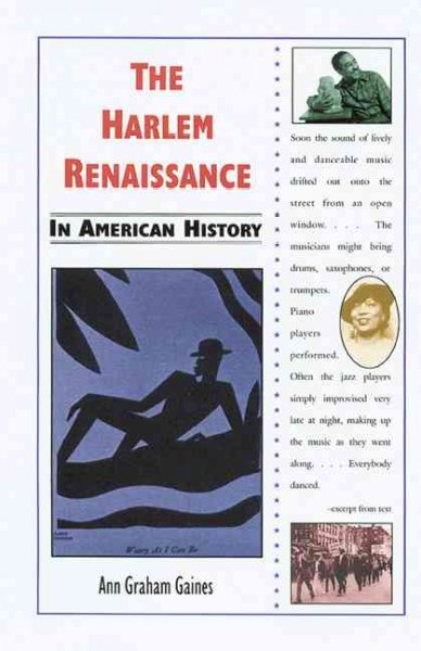 Cover of The Harlem Renaissance in American History