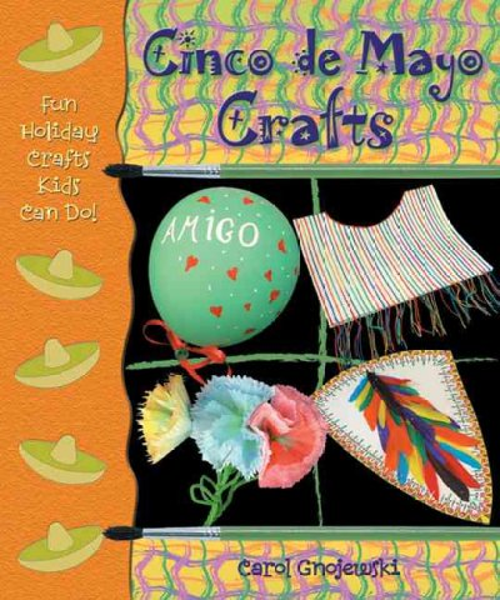 Cover of Cinco de Mayo Crafts