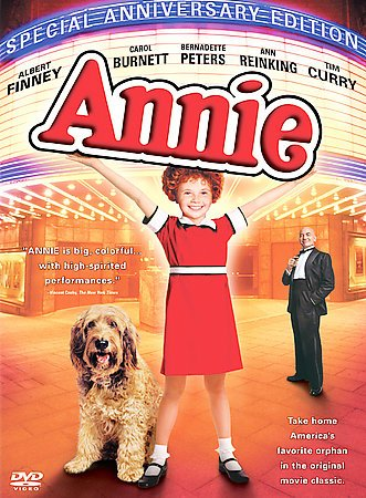 Cover of Annie