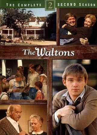 Cover of The Waltons, Season Two